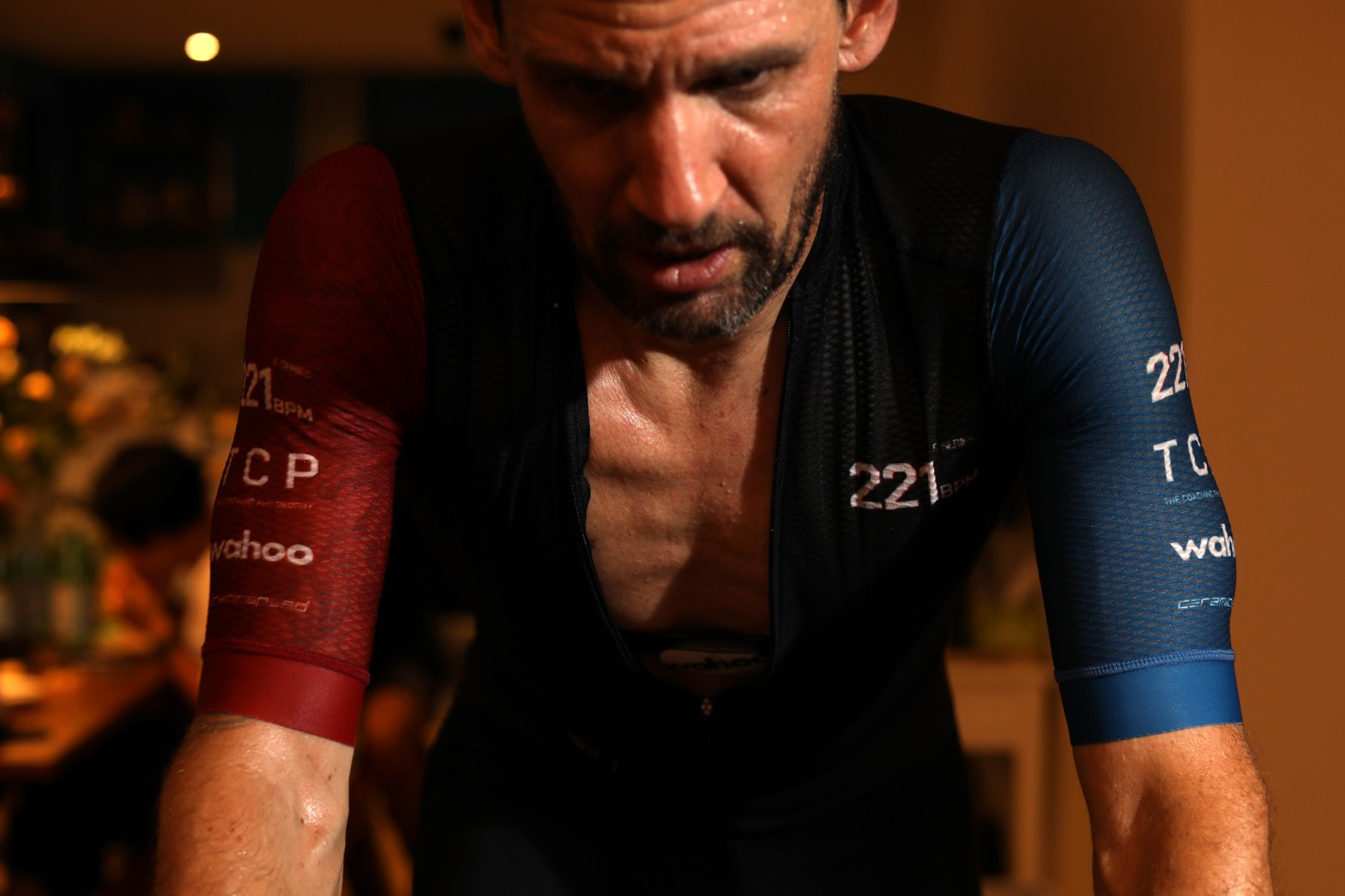 221 Bpm Cycling Apparel - INDOOR CYCLING JERSEY