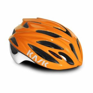 kask rapido orange color