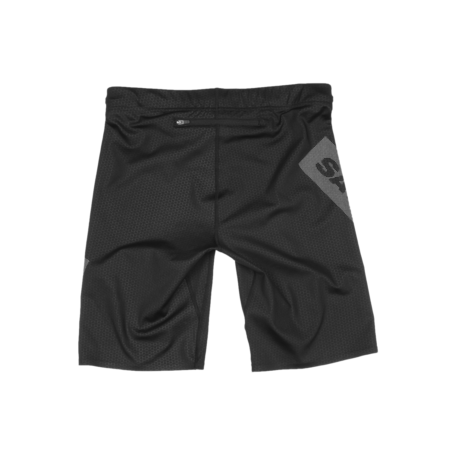best quality saysky short eco combat tights black embossed
