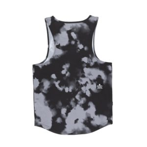saysky grey running singlet that is both comfortable and lightweight